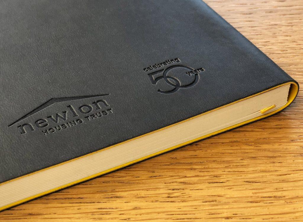 Newlon 50th Anniversary Book